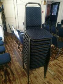 100 Event Chairs in Blue