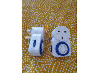 Timer socket (3 available)