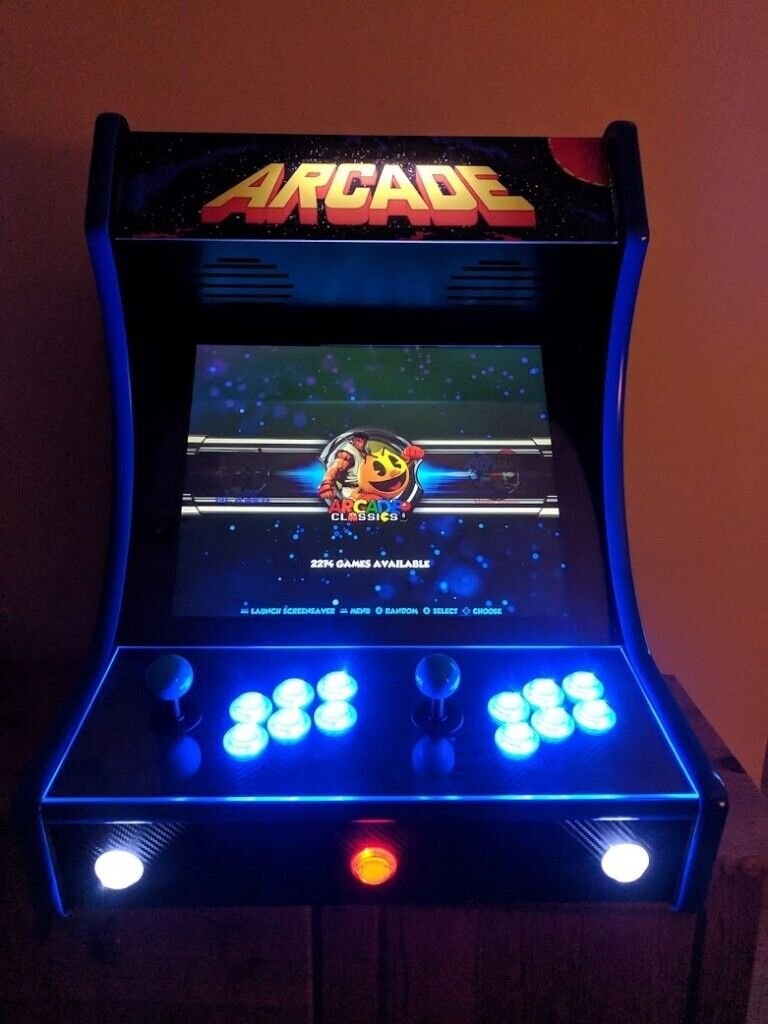 2 Player Arcade Machine (Retropie Based) | in Shrewsbury, Shropshire |  Gumtree