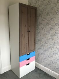 IKEA Children's wardrobe with drawers