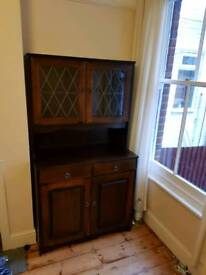 Drinks cabinet/display cabinet