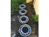 Mercedes Vito wheels