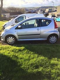 Peugeot 107 52k miles lovely condition