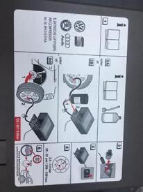 VAG Puncture Repair Fluid and Compressor