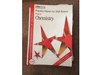 Higher Chemistry Revision Bundle- 5 textbooks