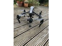 DJI Inspire 1 Professional Black Edition with Dual Controls & 5 Batteries