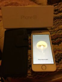 Apple IPhone Se Rose Gold Open All Network