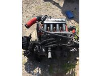 Mk2 golf gti 1.8 16v engine and gearbox