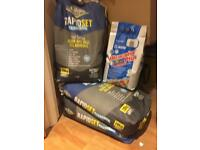 Tile Adhesive + Grout