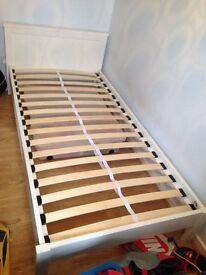 Next Children's White Wooden Bed