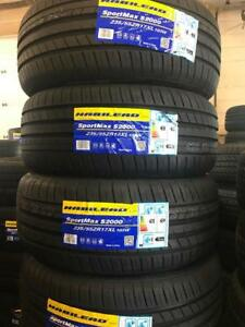 235-55-17 BRANDNEW ALL SEASON HABILEAD TIRES | FREE INSTALL AND BALANCE