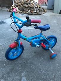 Child's Thomas bike