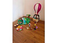 Lego friends hot air balloon 41097