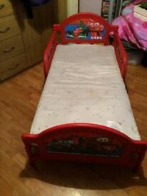 Toddlers McQueen bed