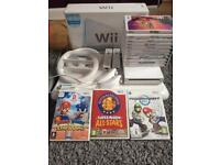 Wii console bundle £80.00 or best offer