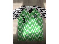 Nigeria football top 2018