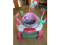 Girls jumperoo
