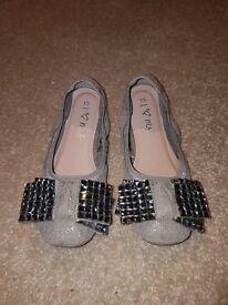 Girls Next ballet pumps size 13