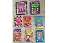 Jacqueline Wilson books including hardbacks