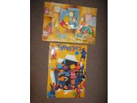 EARLY YEARS - 2 LARGE LAMINATED WALL POSTERS