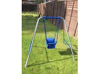 Used once swing