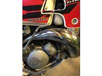 1991 Honda Crm 250 two stroke
