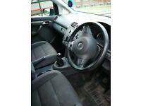 VW touran 2011 tdi 2.0 for sale £7500
