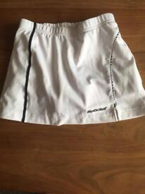 Girls Badminton/ tennis outfit 8-10years