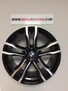 MAGS 20 POUCES BMW x5 – x6 X5M X6M M PACKAGE / Ensemble mags + pneus 275/40/20 315/35/20
