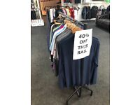 SALE!!! Footjoy Adidas Under Armour shirts and tops - 40% off!