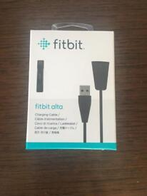 Brand new Fitbit Alta charger