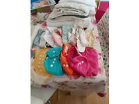 Reusable nappies brand new exc condition