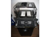 vauxhall van cd player out of 2010 model etc with cage