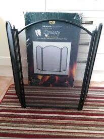 FIRE GUARD WITH SIDE WINGS