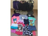 Girls clothes bundle age 10