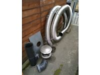 Flue pipe and fittings