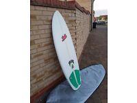 Surfboard Lost Bottom Feeder 5'6