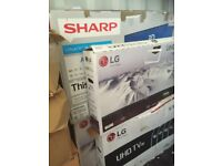 TV's job lot for spares and repairs (smashed screens)