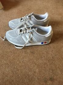 Adidas L.A trainers for sale size 6
