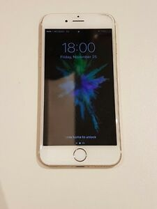 64g iPhone 6- Gold $450