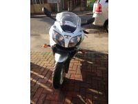 Kawasaki ninja only 19,000 miles