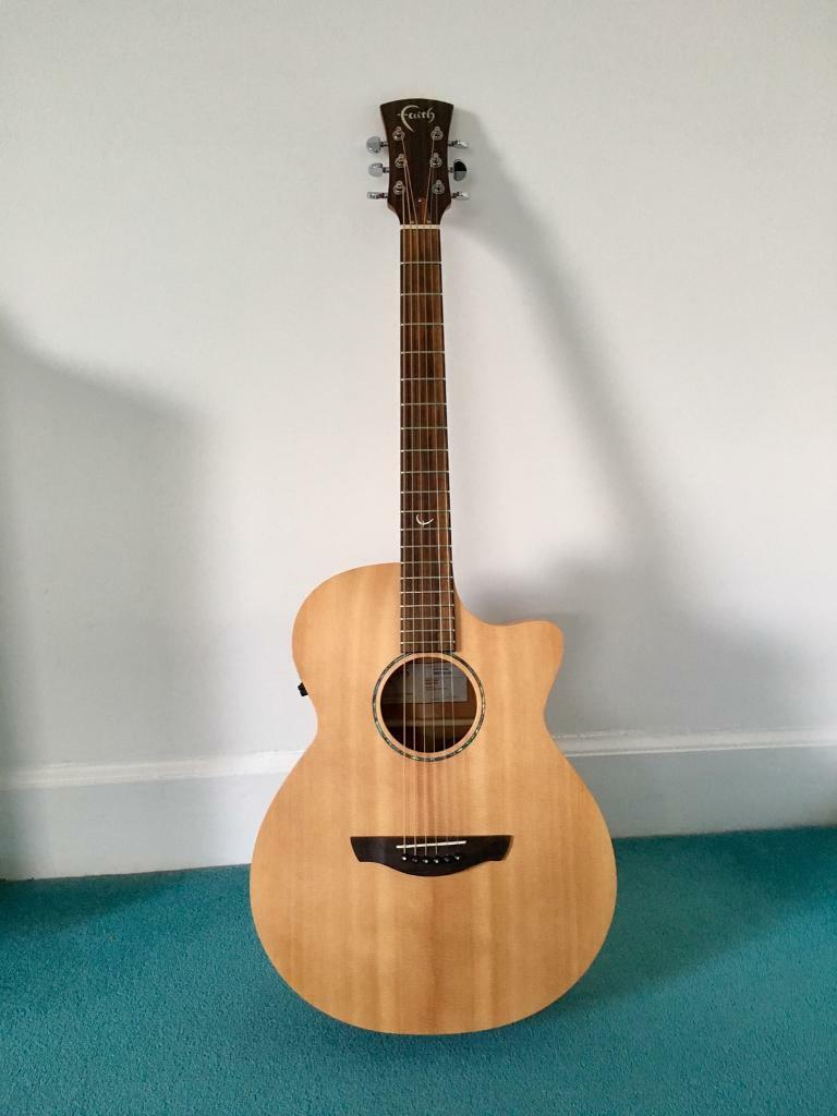 Faith Naked Series - The Acoustic Guitar Forum