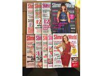 Slimming World Magazines x 9