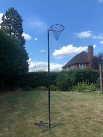 Netball Post/Hoop