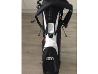 Genuine Audi golf bag