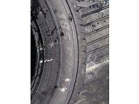 4 x 185 R15 C New tyres