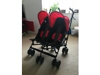 FREE OBaby Double Buggy
