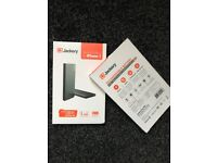 Brand New- Jackery Pop Slim 5000mAh External Battery Pack- Black