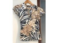 Jane Norman shirt sleeves top - XS