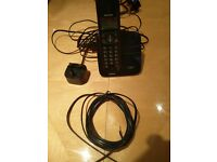 Philips Home Phone CD170 with dock - £10